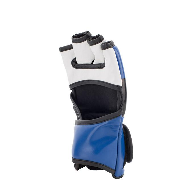 UFC Contender Open Palm MMA Training Glove-Blue
