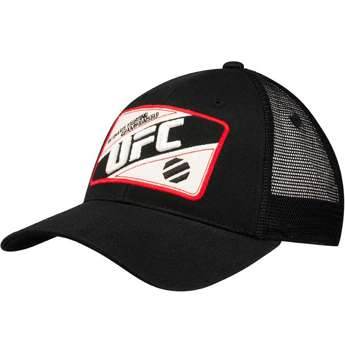 UFC Label Patch Hat