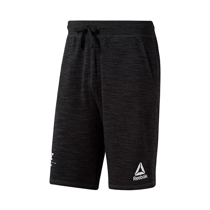 Reebok Mens UFC Fan Gear Short -Black