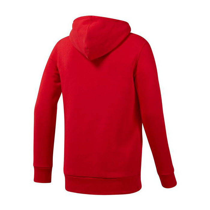 Reebok Red, Fight for More, UFC Pullover Hoodie
