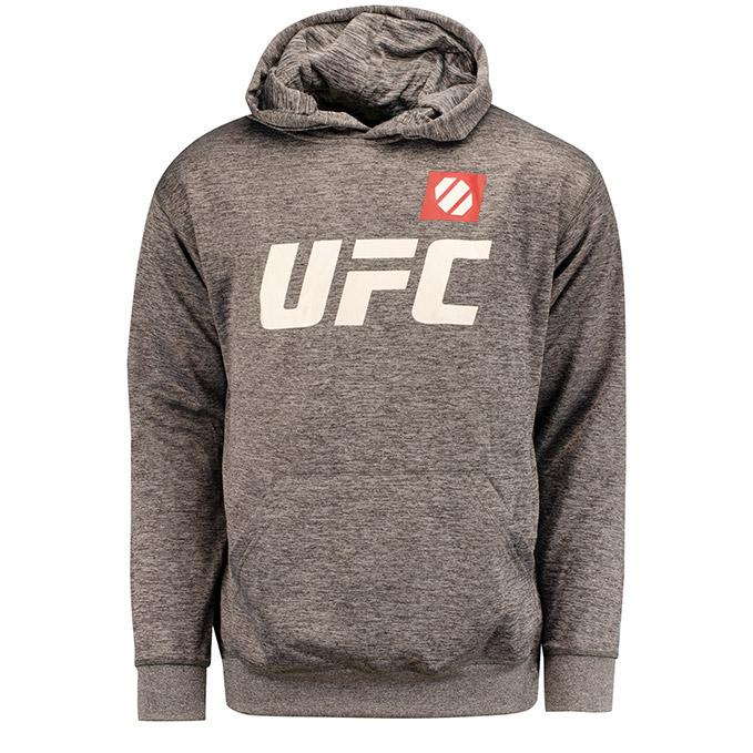 UFC Men's Player Pullover Hoodie -Black