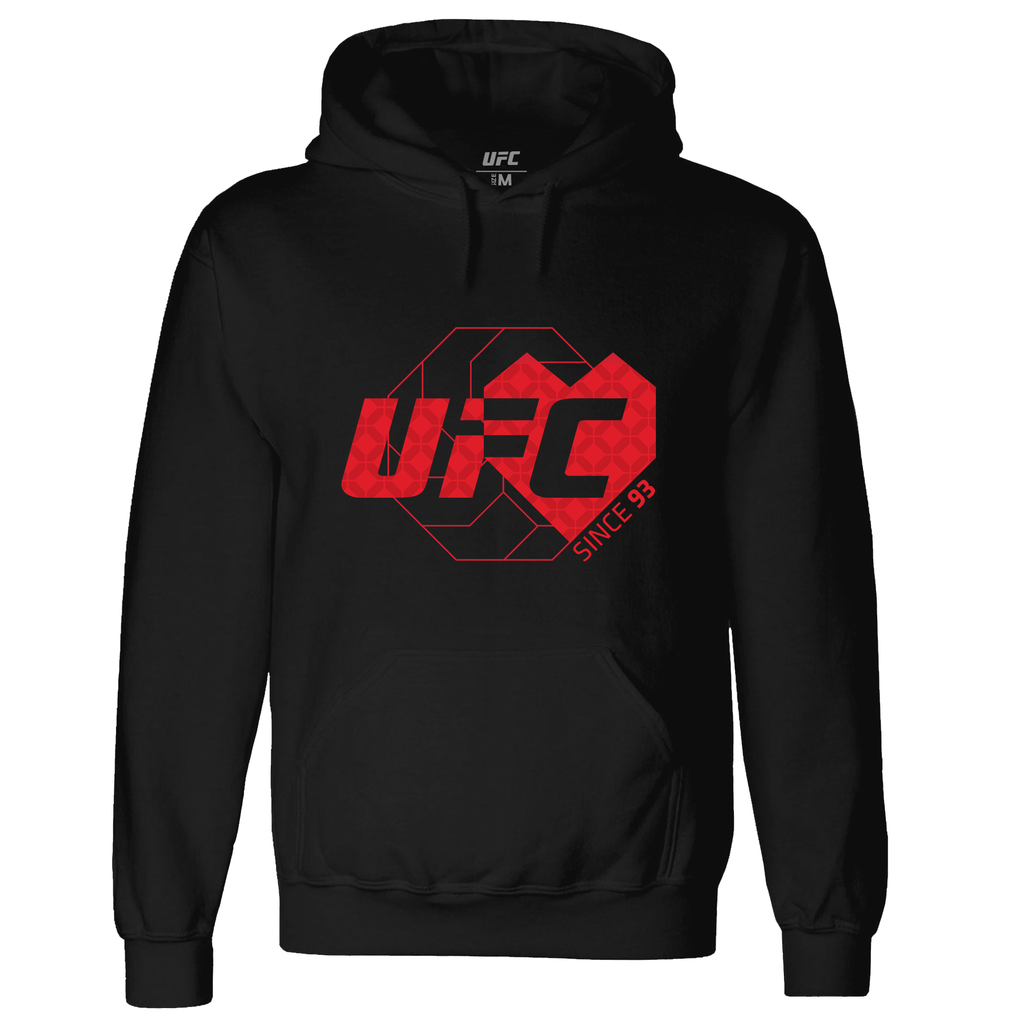 Men's UFC Love Since '93 Hoodie - Black