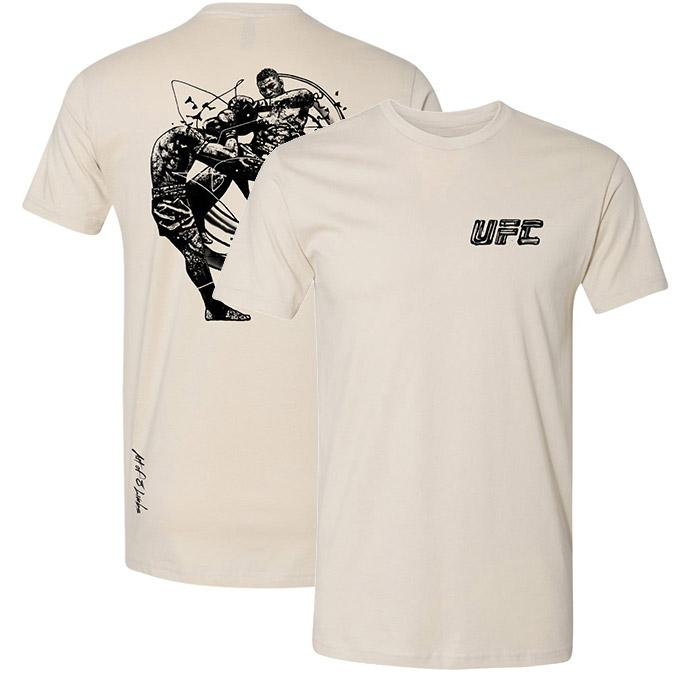 Men's UFC Disciplines Art of 8 Limbs T-Shirt - Sand