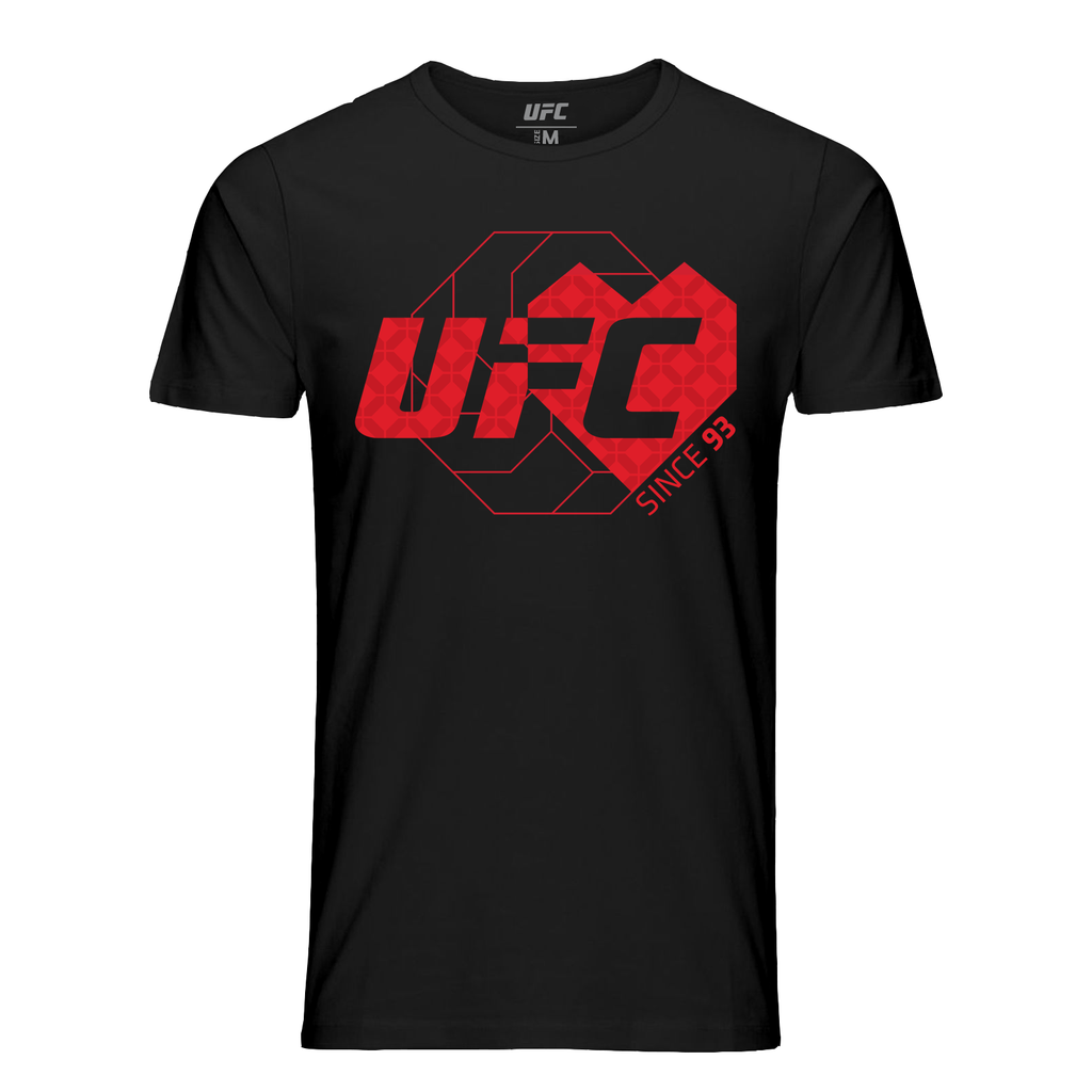 Men's UFC Love Since '93 T-Shirt - Black