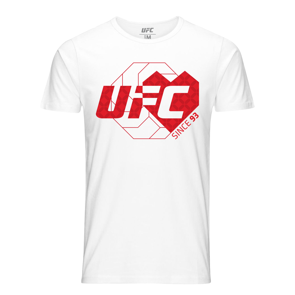 Men's UFC Love Since '93 T-Shirt - White