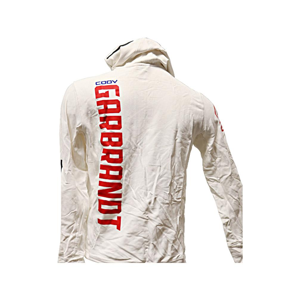 Cody Garbrandt Event Worn Hoodie from UFC 227: Dillashaw vs Garbrandt 2 in Los Angeles, California