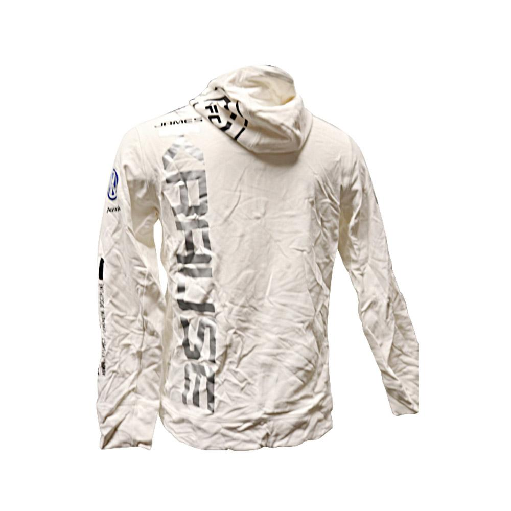 James Krause Autographed Event Worn Hoodie from UFC Fight Night: Blachowicz vs Jacare in Sao Paulo, Brazil