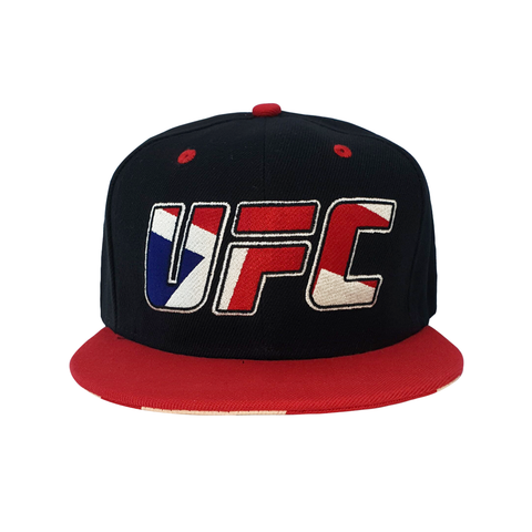 "UFC Brian ""T-City"" Ortega Statement 3D embroidery Snapback Cap"