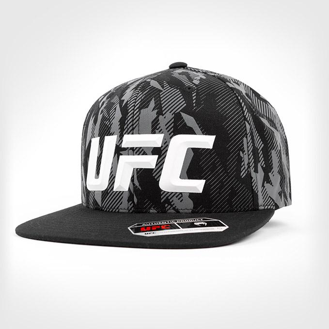 UFC VENUM Authentic Fight Week Men's Black Snapback Hat