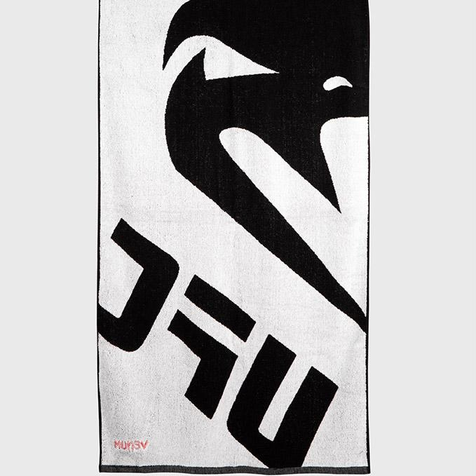 UFC VENUM Authentic Fight Week Black/Red Towel