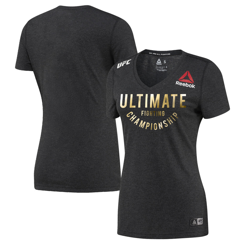 Women's Reebok Champion UFC Fight Night Walkout Jersey