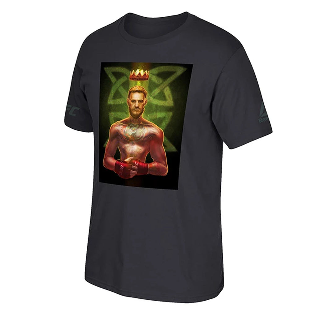 UFC Men's Conor McGregor Illustrated T-Shirt