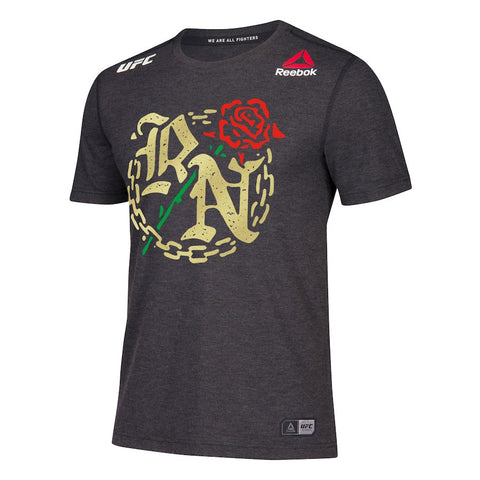"UFC ""Thug"" Rose Namajunas Old School Tee-Black"