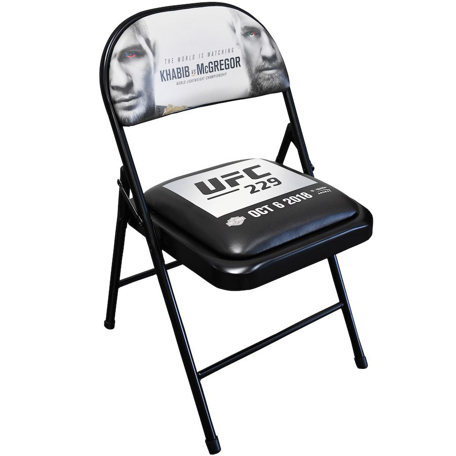 UFC 229 Khabib vs. McGregor Folding Chair