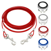 Tie Out Cable Leash For Dogs