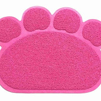 Footprint Foot Sleeping Pad Placemat Litter Mat Dog