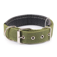 4.0*60cm Length  Comfortable Adjustable Nylon Strap Dog Collar