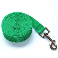 3M/ 6M/10M /15M /20M /30M/50M collars for big dogs Nylon rope