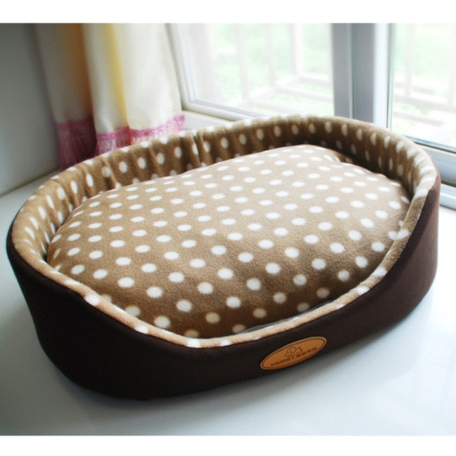 Luxury Kennel Dog House Warm Big Size Pet Dog Bed Mat Sofa