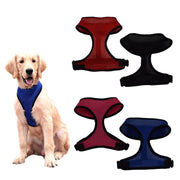 Adjustable Nylon Mesh Vest Dog Harness