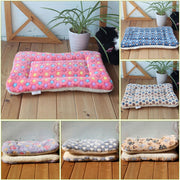 Winter Warm Dog Bed Soft Fleece Pet Blanket