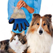 Silicone Pet Brush Glove Cleaning Massage Grooming Comb
