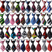Handmade Dog Ties Adjustable Dog Neckties