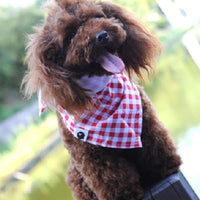 Dogs Scarf Grooming Products Collar Bandana Puppy For Pets
