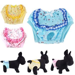 Pet  Supplies Small Dog Diaper Sanitary Physiological Pants