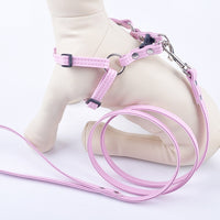 Puppy Dog Vest Harnesses Lead Set