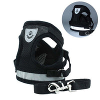 PACGOTH Adjustable Chest  Vest Dog Harnesses
