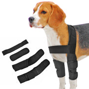 Dog Knee Brace Injuries Leg Brace Surgical Joint Wrap Dog Wounds Heals
