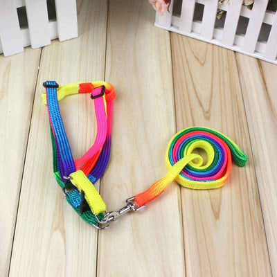 Useful Dog Pets Collars Leads Accessories Harness Leash