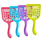 Pet Supplies Dog Puppy Kitten Plastic Cleaning Tool Scoop Poop Shovel Waste Tray For Pet Products Supplies