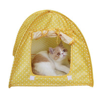 Portable Foldable Dots Pet Tent Playpen Outdoor Indoor Tent
