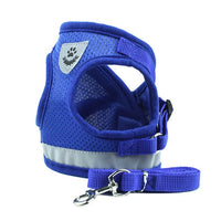 Dog Harness for Chihuahua Pug Walking Lead Leash