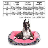 Dog Bed Bench For Dogs Pet Products