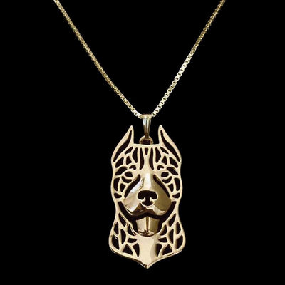 Dog Necklaces Alloy Dog Jewelry Necklaces