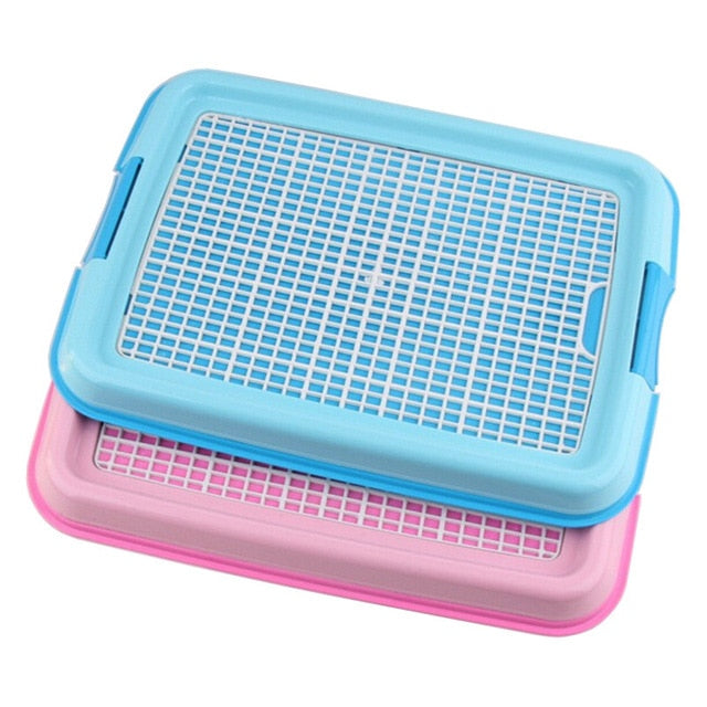 Mesh Pet Dog Toilet Accessories