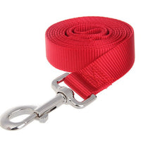 Nylon Dog Leashes long Pet Walking Training Leash Dogs