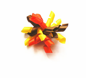 100 pieces. Colorful Dog Bows Thanksgiving Dog Accessories