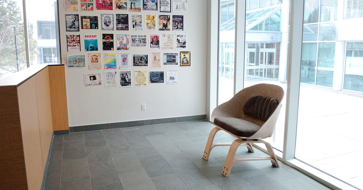 Feature: KIP Felt Chair Project