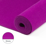 2mm Thick 100% Wool Designer Felt By Foot