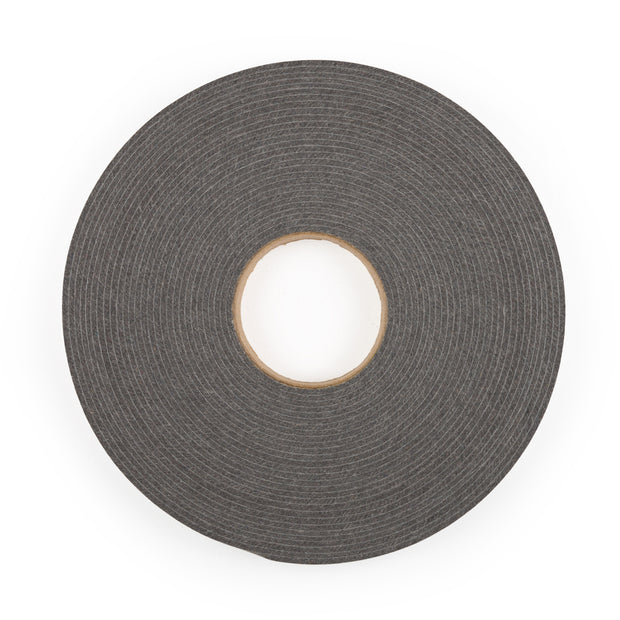 F-26 Industrial Felt Stripping with Adhesive - 50' Long