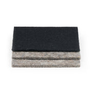 "F-55 Industrial Felt Samples - 1/16"" 3/32"" Thick"