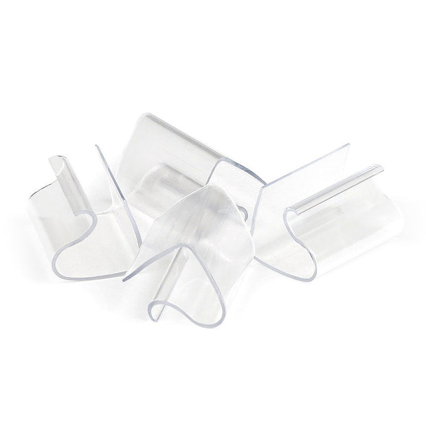 Poker/Card Table Clips - 8 Pack