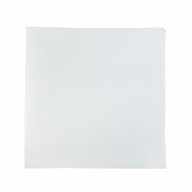 "Reemay Maple Syrup Pre-Filter Sheets - 24"" Square, 12 Pack"