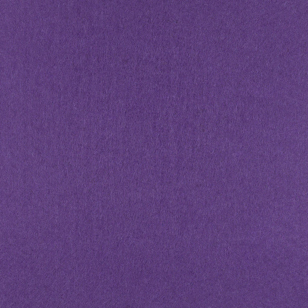 "Stiff Craft Felt Sheets - 12"" Square, Purple Grape, 12 Pieces"