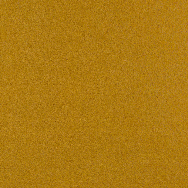 Rayon/Viscose Craft Felt By Yard - Antique Gold