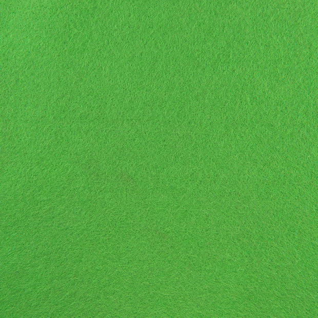 Rayon/Viscose Craft Felt By Yard - Apple Green